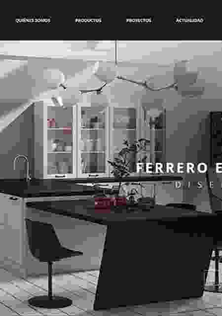 Nueva Web Ferrero Interiores
